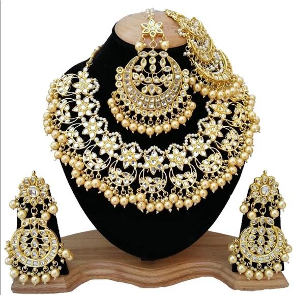 Jewelry Indianpakistani Bridal Set Poshmark